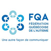 Logo Fédération Québécoise de l'autisme (FQA)