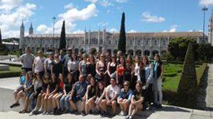 L'Europe voyage étudiant
