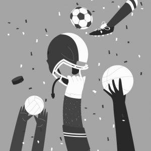 Illustration sport