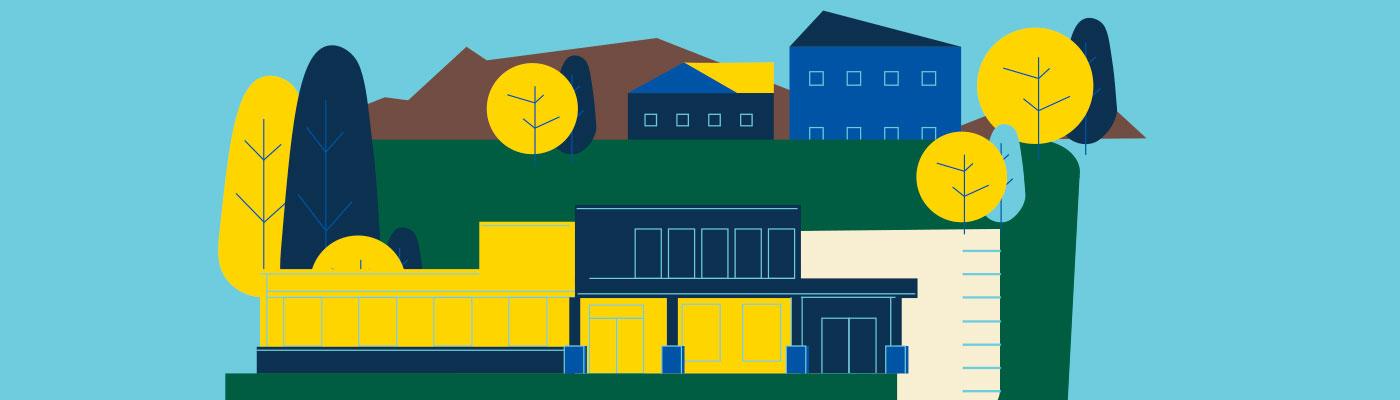 Illustration Centre d'études collégiales de Lac-Mégantic