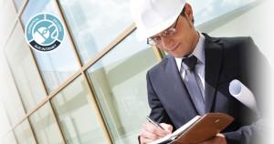 Bannière inspection en bâtiment