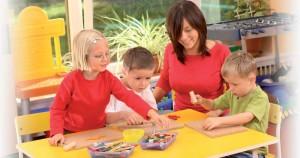 Bannière éducation à l'enfance