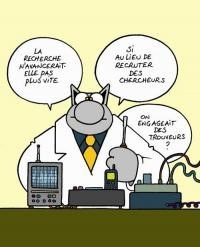 BD d'un chat scientifique