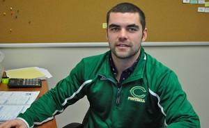 Guillaume Blouin - Entraineur Condors Football
