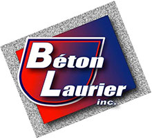 Logo Béton Laurier inc.