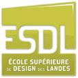 Logo École Supérieure de Design des Landes