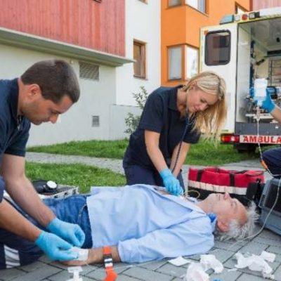 soins préhospitaliers urgence